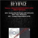 Beyonce - Album & Greatest Hits 2010-2011 (5CD)