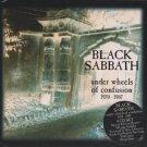 Black Sabbath - Under Wheels Of Confusion 1970-1987 (1996) 4CD