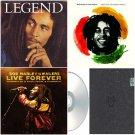 Bob Marley - Album Deluxe,Singles & Live 2002-2011 (6CD)