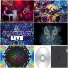 Coldplay - Album Deluxe & Live 2009-2015 (5CD)