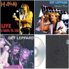 Def Leppard - Live & Unreleased Collection 1983-1984 (5CD)