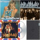 Def Leppard - Live & Unreleased Collection 1987-1993 (6CD)