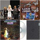 Dolly Parton - Lives 2008-2010 (4CD)