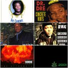 Dr. Dre - Album Mixtape,Collection 1992-1999 (6CD)