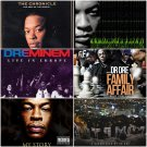 Dr. Dre - Album Live & Mixed Collection 2002-2016 (6CD)