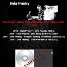 Elvis Presley - Album Rarities Collection 2016 (6CD)