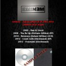 Eminem - Deluxe Album & EP 2006-2012 (6CD)