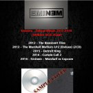Eminem - Deluxe Album 2012-2016 (6CD)