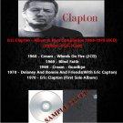 Eric Clapton - Album & Rare Compilation 1968-1970 (6CD)
