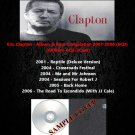 Eric Clapton - Album & Rare Compilation 2001-2006 (6CD)