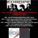 Europe - Rare Album,Demos & Remastered 1988-2004 (6CD)
