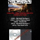 Fatboy Slim - Album Collection 2002-2014 (6CD)