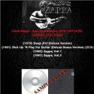Frank Zappa - Rare Compilation 1979-1987 (5CD)