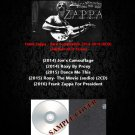 Frank Zappa - Rare Compilation 2014-2016 (6CD)