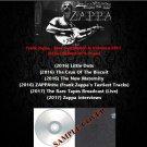 Frank Zappa - Rare Compilation & Interview 2017 (6CD)