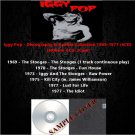 Iggy Pop - Discography & Rarities Collection 1969-1977 (6CD)