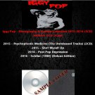 Iggy Pop - Discography & Rarities Collection 2015-2016 (5CD)