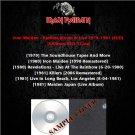 Iron Maiden - Rarities,Album & Live 1979-1981 (6CD)