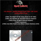 Iron Maiden - Rarities,Album & Live 1982-1985 (6CD)