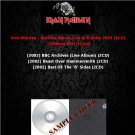 Iron Maiden - Rarities,Album,Live & B Sides 2002 (6CD)