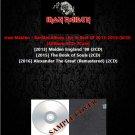 Iron Maiden - Rarities,Album,Live & Best Of 2013-2016 (6CD)
