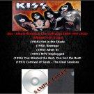 Kiss - Album Rarities & Live Collection 1989-1997 (6CD)