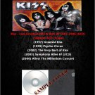 Kiss - Live,Greatest Hits & Best Of 1997-2006 (6CD)