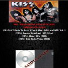 Kiss - Album Rarities & Live 2016 (6CD)