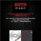 Led Zeppelin - Album & Unreleased Rarities 1973 (5CD)