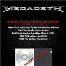 Megadeth - Album & Live Rarities 2000-2004 (6CD)
