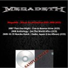 Megadeth - Album & Live Rarities 2007-2009 (6CD)