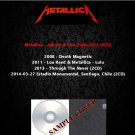 Metallica - Album & Live 2008-2014 (6CD)