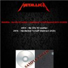 Metallica - No Life Til Leather + Hardwired To Self-Destruct 2015-16 (4CD)