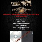 Neil Young - Rarities Album Collection 1981-1987 (6CD)