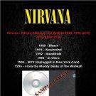 Nirvana - Deluxe Album & Live Rarities 1989-1996 (6CD)