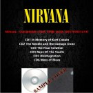 Nirvana - Outcesticide (1994-1998) (6CD)