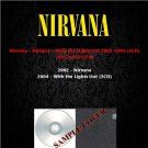 Nirvana - Nirvana + With the Lights Out 2002-2004 (4CD)
