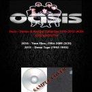 Oasis - Demos & Rarities Collection 2010-2013 (4CD)
