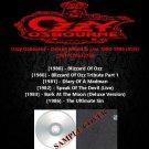Ozzy Osbourne - Deluxe Album & Live 1980-1986 (6CD)