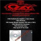 Ozzy Osbourne - Unreleased & Rare Album Collection 1980-1982 (6CD)