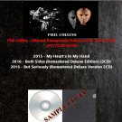 Phil Collins - Albums Remastered Deluxe 2015-2016 (5CD)