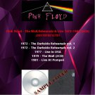 Pink Floyd - The Wall,Rehearsals & Live 1972-1981 (6CD)