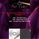 Pink Floyd - Early Singles & The Wall Live 1992-2000 (5CD)