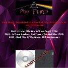 Pink Floyd - Deluxe,Best Of & The Wall Live 2001-2003 (5CD)
