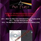 Pink Floyd - The Wall (Remastered)+Work In Progress+Bonus 2012 (6CD)