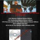 R.E.M. - Album & Live Reissue Deluxe Edition 1983-1992 (6CD)