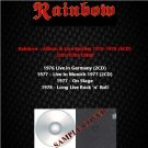 Rainbow - Album & Live Rarities 1976-1978 (6CD)