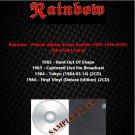 Rainbow - Deluxe Album & Live Rarities 1983-1986 (6CD)