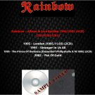 Rainbow - Album & Live Rarities 1995/2002 (6CD)