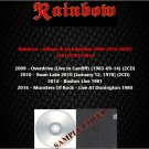 Rainbow - Album & Live Rarities 2009-2016 (6CD)